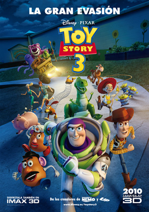 Toy Story 3 [2D]