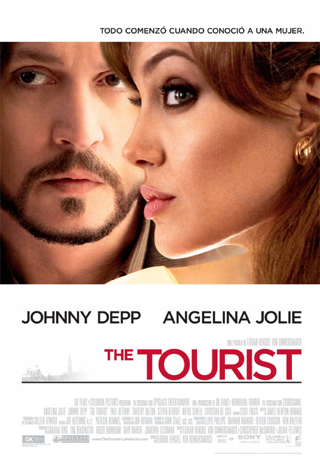 The Tourist (Mejor Calidad)